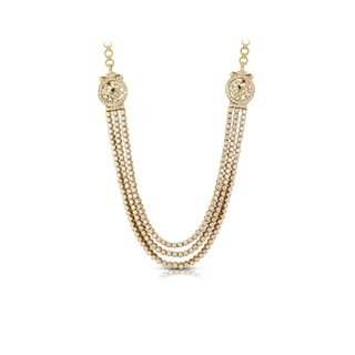 The Forevermark Traditional Setting 22 KT Necklace
