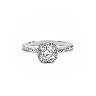 Center of My Universe™ Halo Engagement Ring