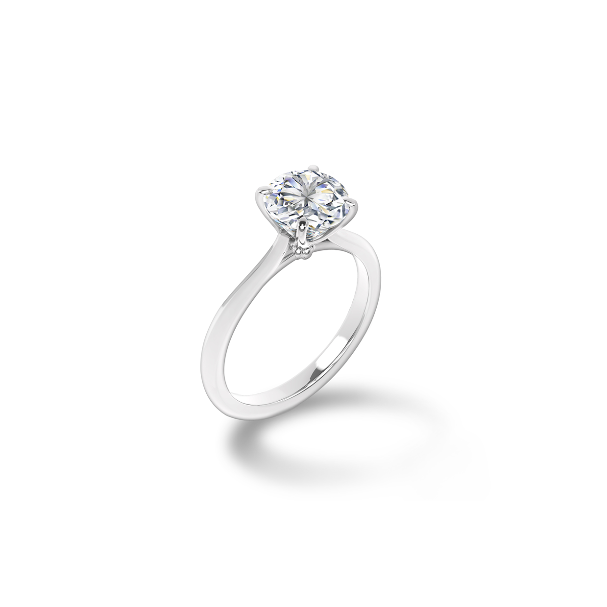 forevermark exclusive solitaire ring forevermark