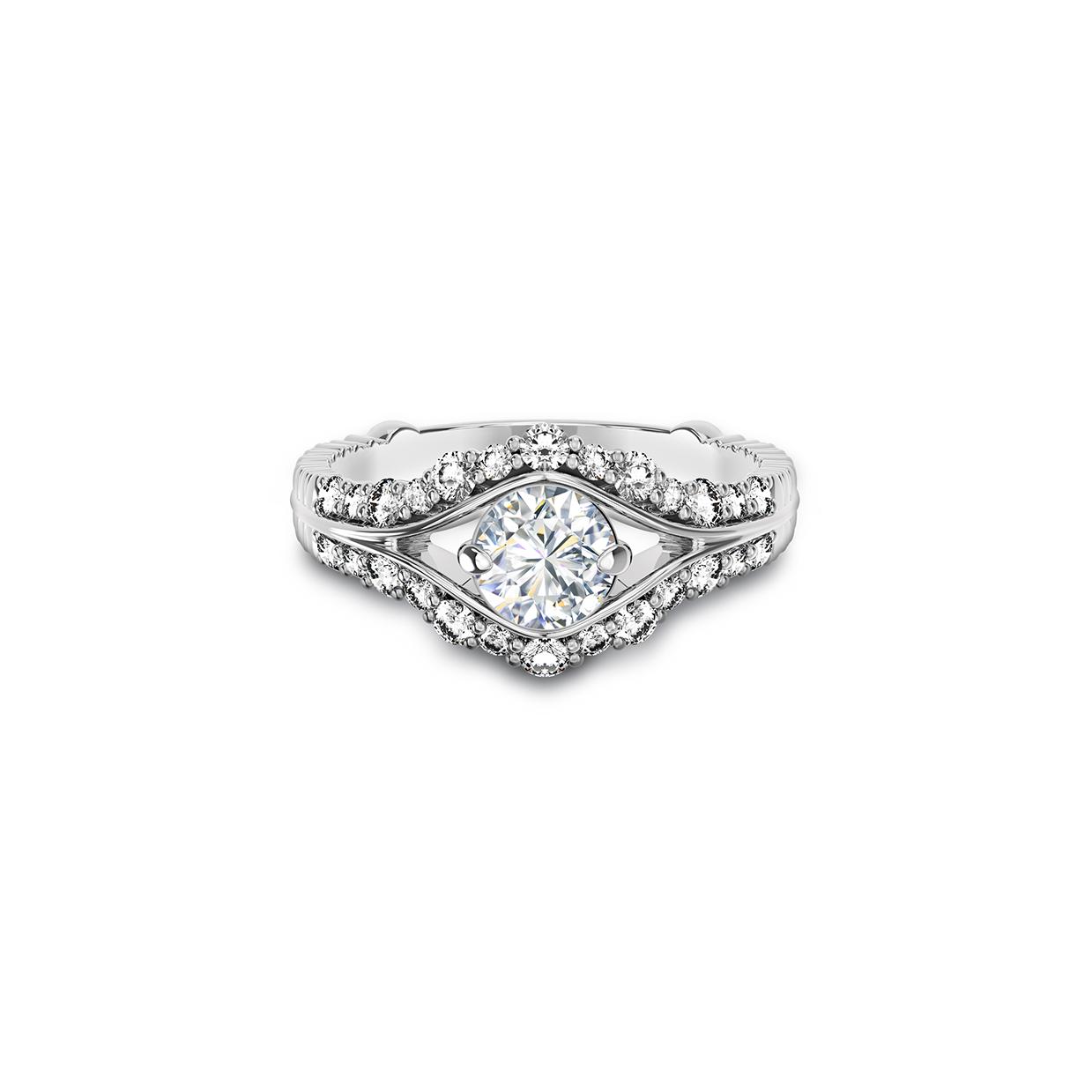 integre promise ring forevermark