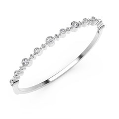 The Forevermark Tribute™ Collection Bangle