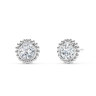 The Forevermark Tribute™ Collection Beaded Stud Earrings