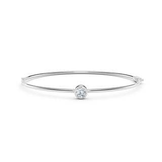 The Forevermark Tribute™ Collection Round Diamond Bangle