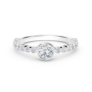The Forevermark Tribute™ Collection Diamond Stackable Ring
