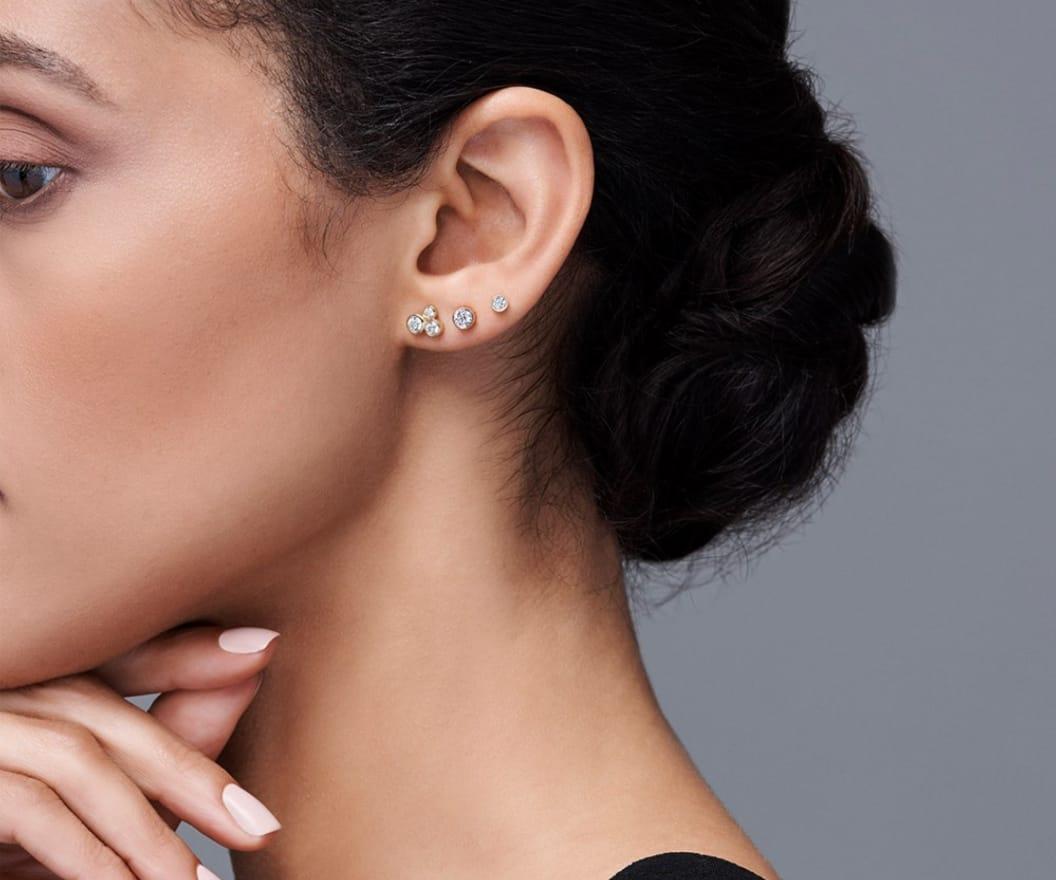Chinese Classical Women Princess Earring Dangler Alloy