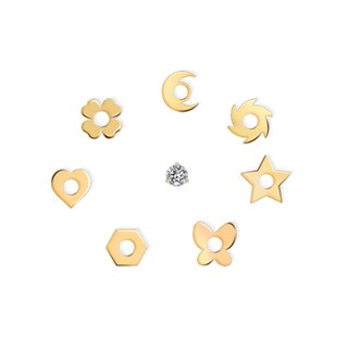 Capricci™ The Nose Pin Collection