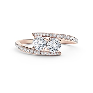 The Forevermark Twogether™ Collection